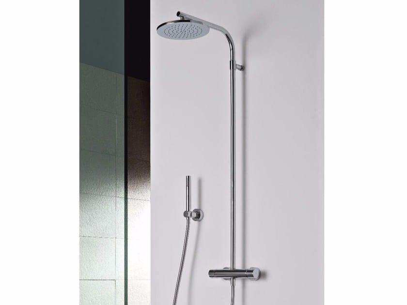 Shower colonna doccia con soffione by zazzeri