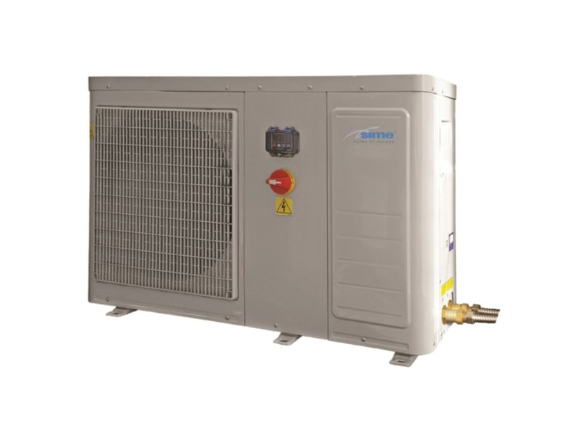 Air to water Heat pump SHP M ERP | Heat pump by Sime