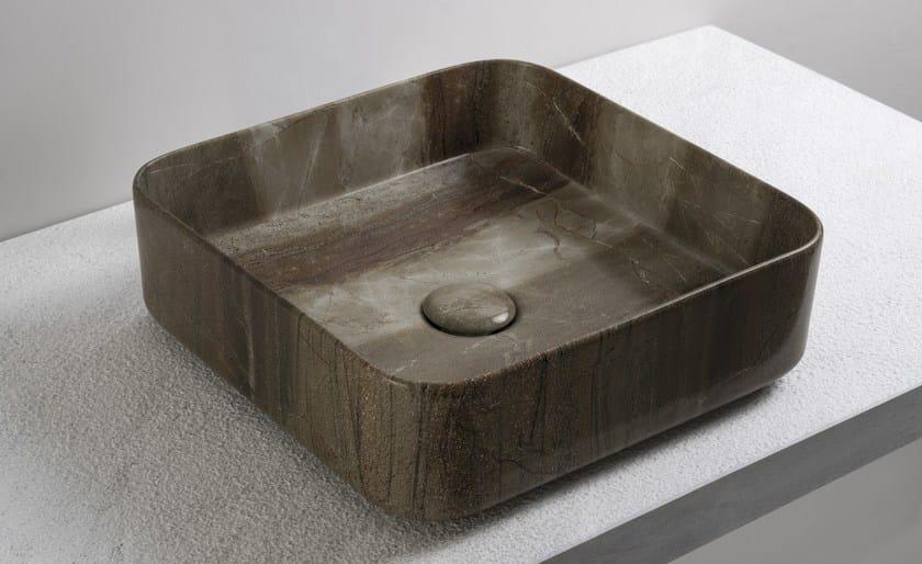 Ceramica Cielo Lavabo Shui.Shui Comfort Lavabo Quadrato By Ceramica Cielo Design