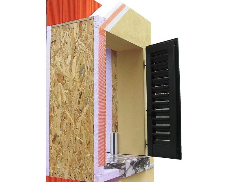 SHUTTER BOX - SCURI E PERSIANE