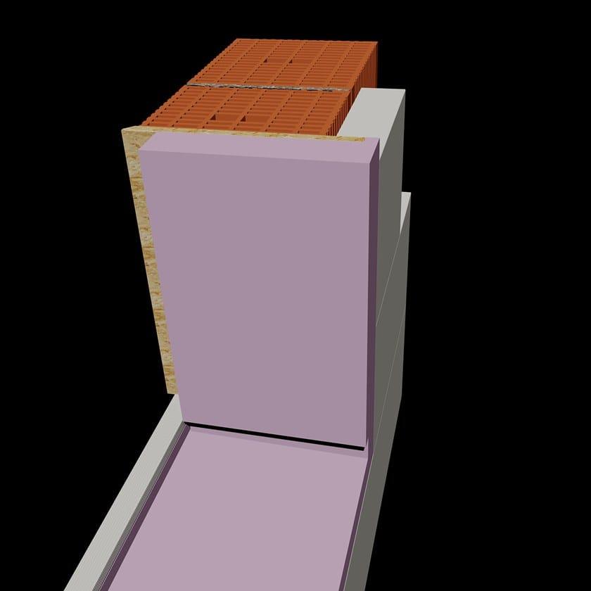 Serramento a filo muro interno