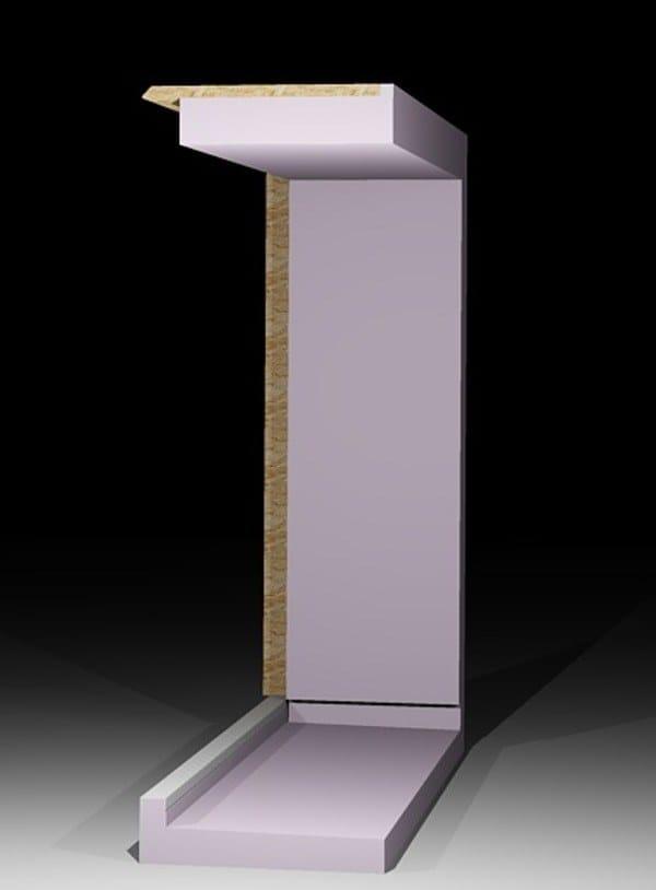 SHUTTER BOX - SCURI E PERSIANE Shutter Box monoblocco per scuri e persiane
