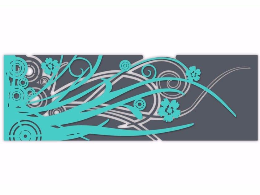 MDF Decorative panel SI-107-B | Decorative panel by LAS