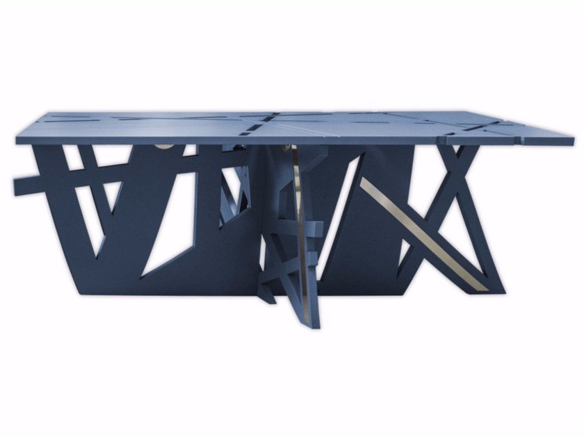 MDF coffee table for living room SI-295 | Coffee table by LAS