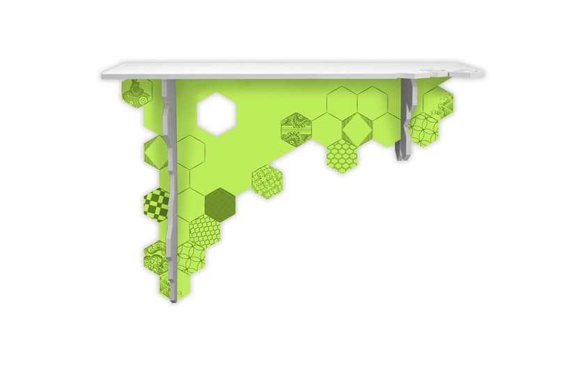 MDF console table SI-314 | Console table by LAS