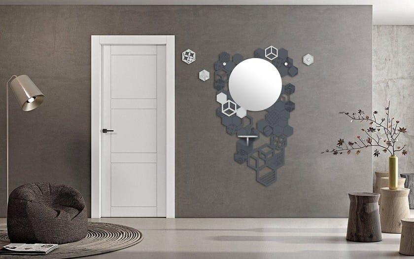 Top specchio a parete per ingresso si specchio per ingresso by las with specchi per ingressi - Specchi per ingressi casa ...