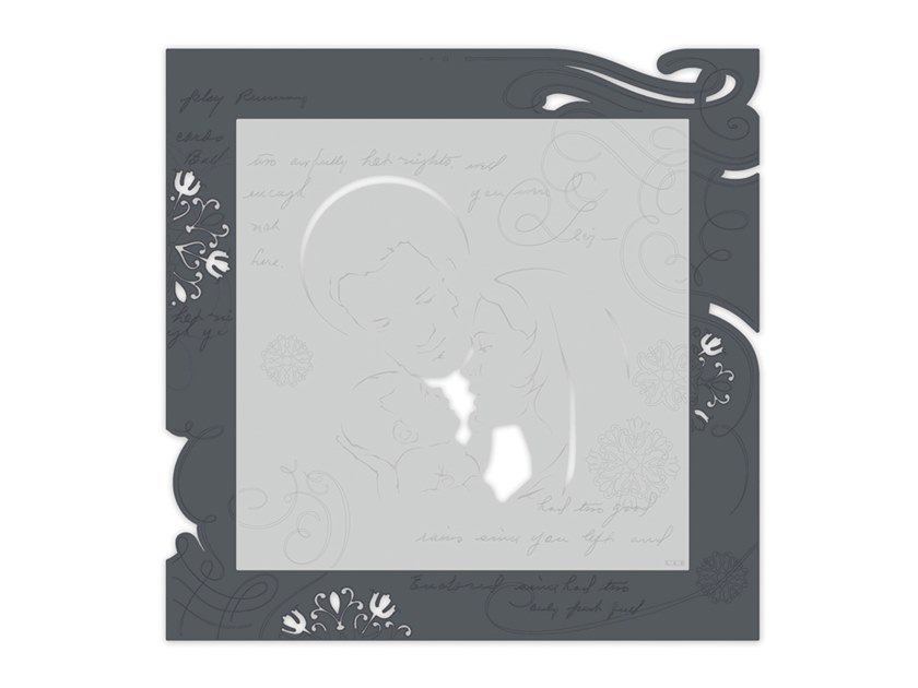 MDF Painting SI-489L-T7   Painting by LAS