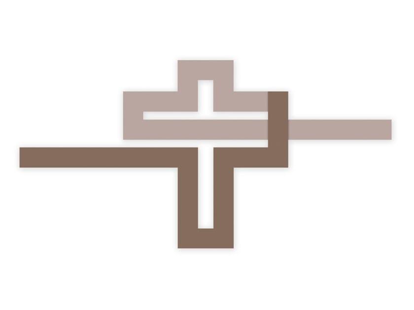 MDF crucifix SI-520 by LAS