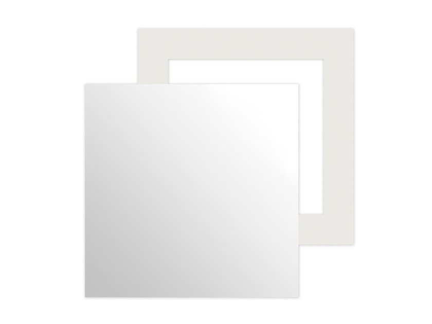 Wall-mounted mirror SI-525 | Wall-mounted mirror by LAS