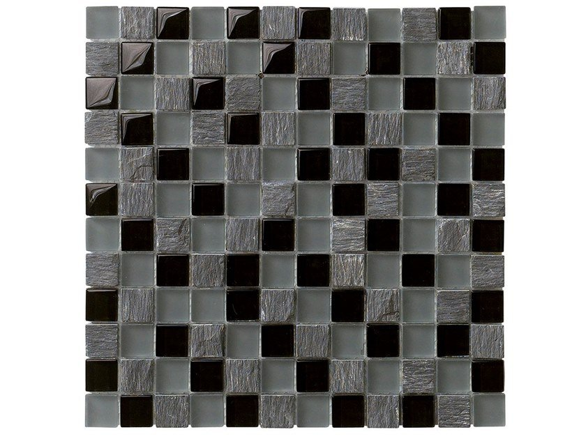 Slate mosaic SIAM by BOXER