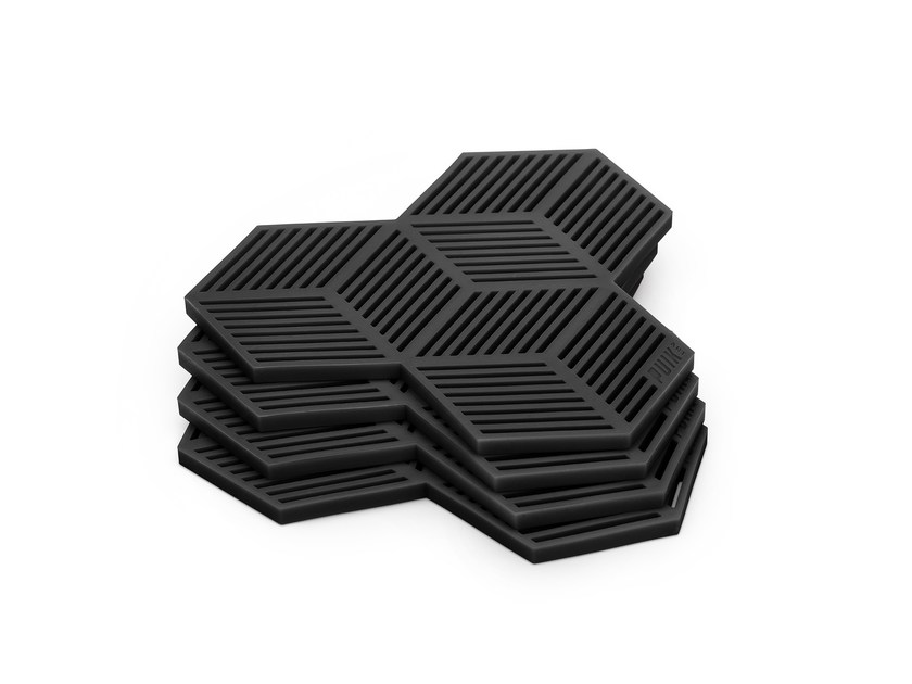 Silicone drink coaster / trivet SICO by Puik