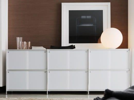 Sideboard with drawers SID001 - SEC_sid001 by Alias