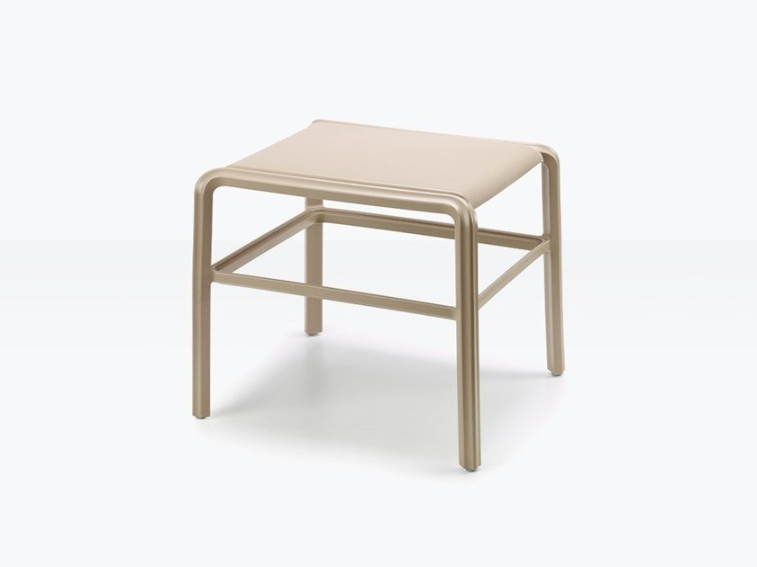 Technopolymer coffee table SIDE TABLE VELA by SCAB DESIGN