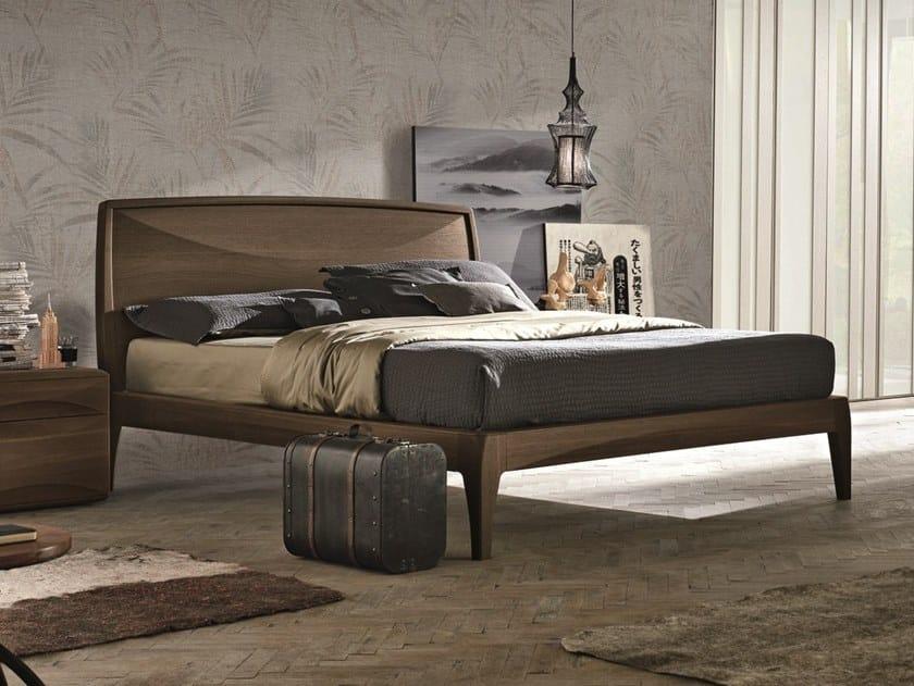 Oak bed double bed SIDNEY   Oak bed by Gruppo Tomasella