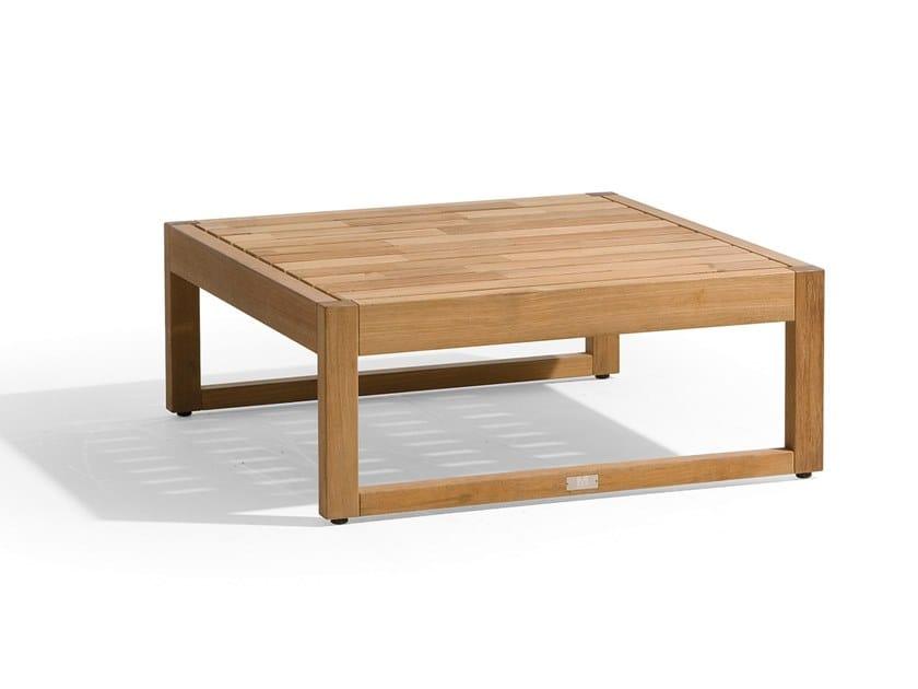 Siena Coffee Table By Manutti