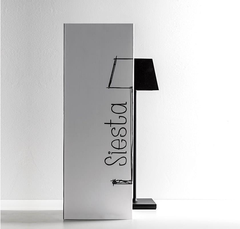 Da Illuminazione In Lampada Per Pressofuso Alluminio Esterno Senza Fili Siesta Tavolo Rossini OZkiuXP