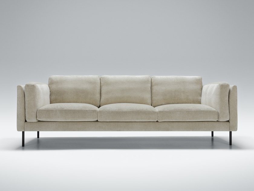 4 seater fabric sofa SIGGE | Fabric sofa by Sits