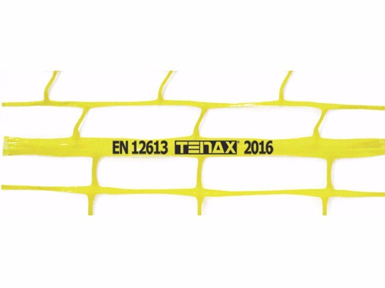 Plastic net for the signalisation of underground pipelines SIGNAL EN by TENAX