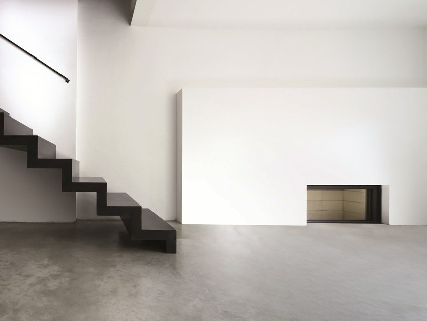 Concrete and cement-Based materials wall/floor tiles SIKADECOR® NATURE by SIKA ITALIA