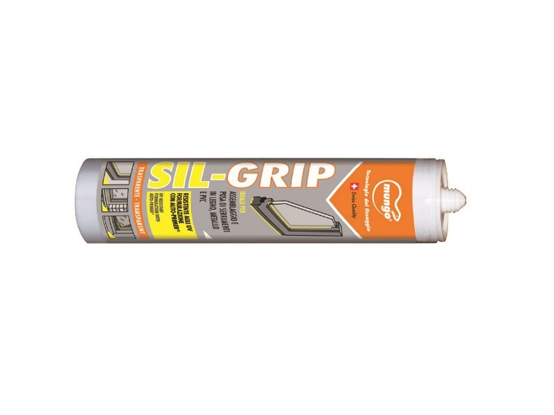 Silicone sealants SIL-GRIP by MUNGO