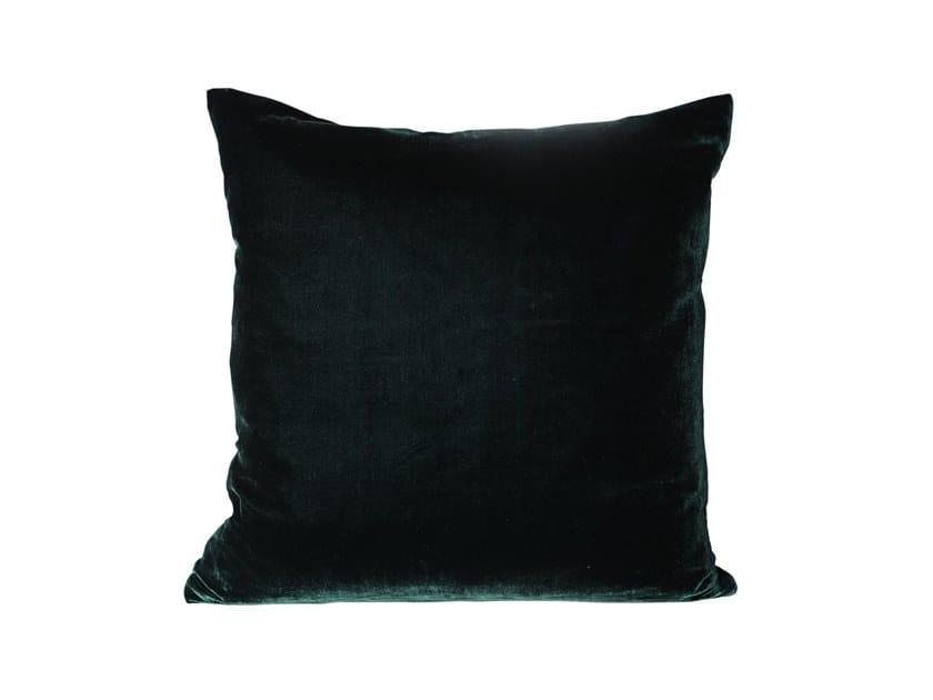 Square silk cushion SILK VELVET by Specktrum