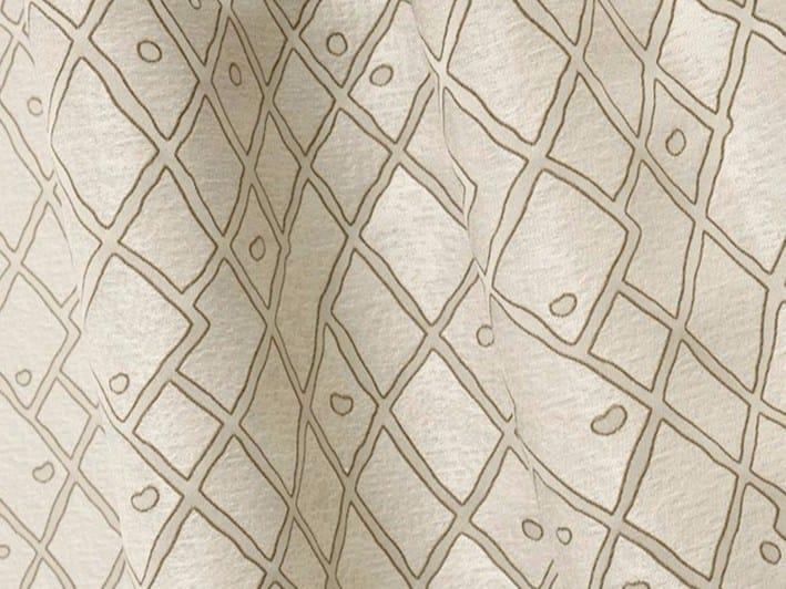 Tessuto lavabile in Trevira® CS con motivi grafici SILLON by LELIEVRE