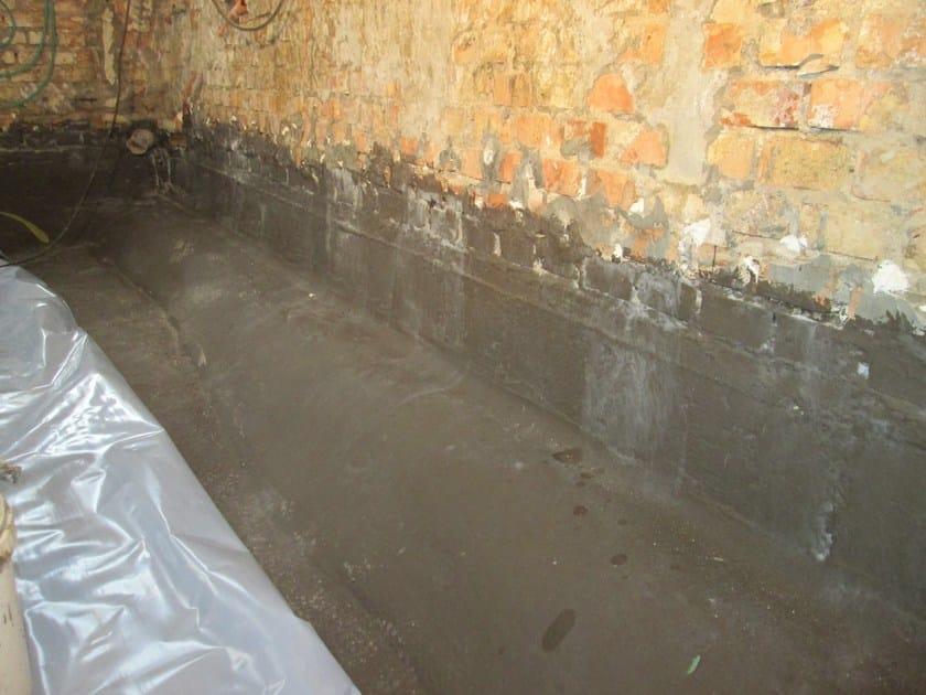 Liquid waterproofing membrane SILOFOND by Casali Spa