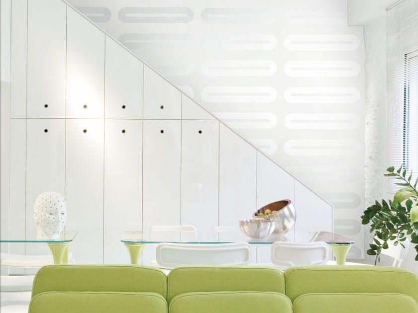 Nonwoven wallpaper SIMONE MICHELI ELLIPSE by Omexco