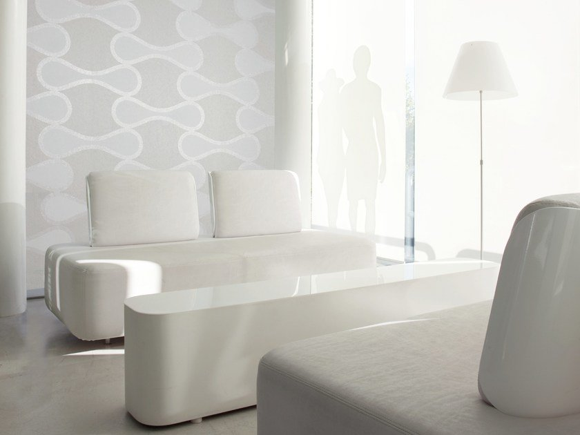 Washable nonwoven wallpaper SIMONE MICHELI SYNERGY by Omexco