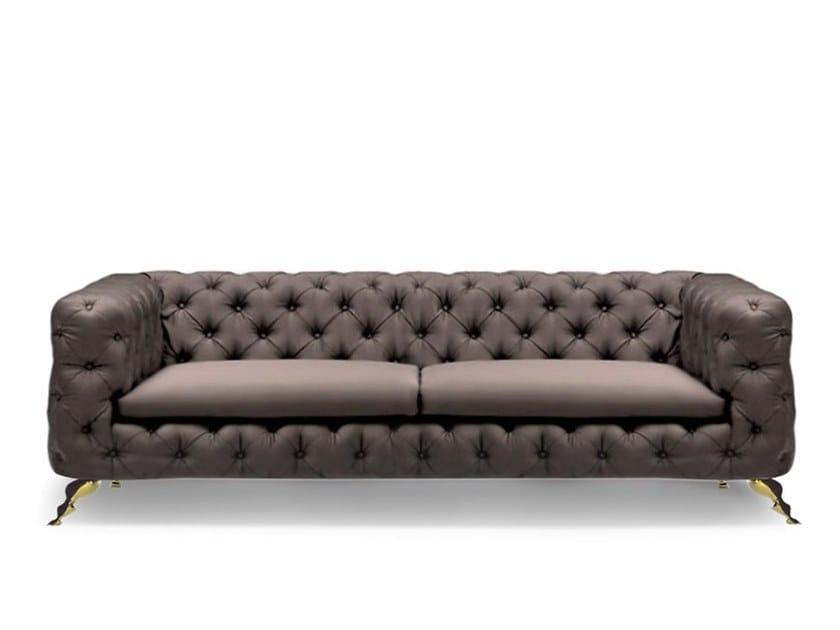 Tufted sofa SIMONE | Tufted sofa by Duquesa & Malvada
