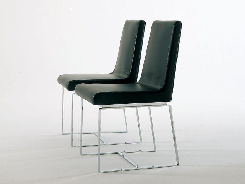 Polyurethane chair SIMPLE CHAIR by ALIVAR