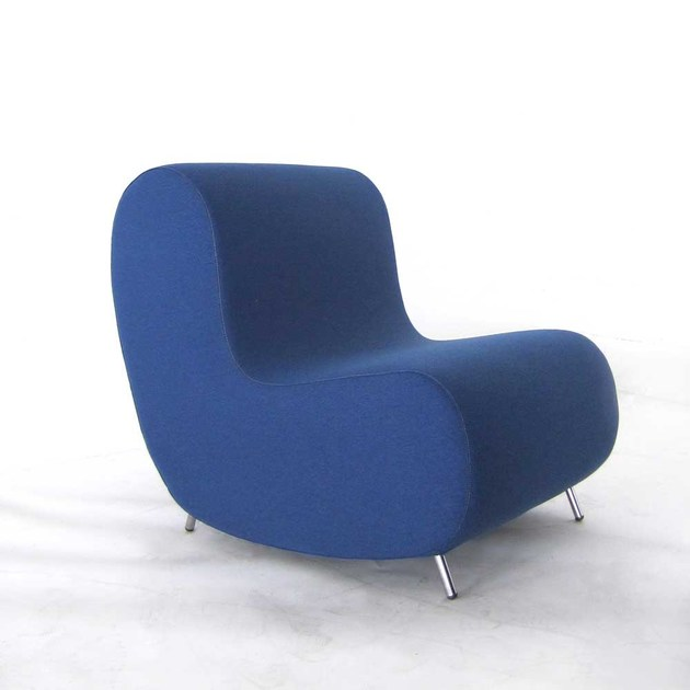 Modular fabric armchair SIMPLE | Modular armchair by arrmet