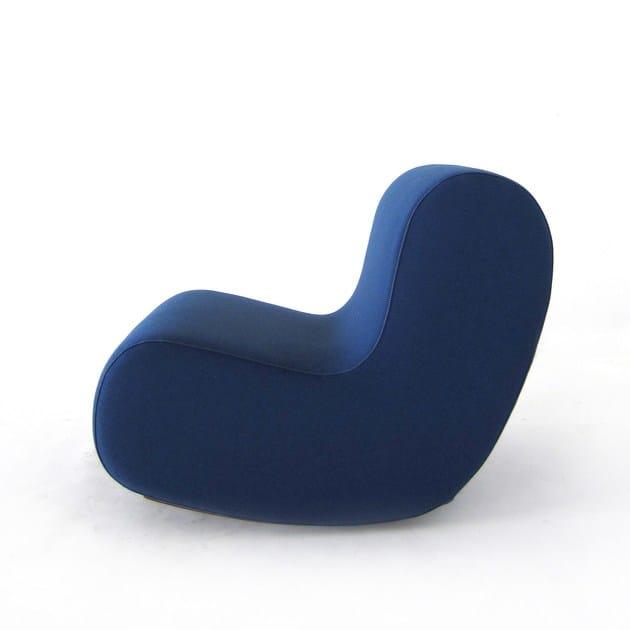 Rocking modular armchair SIMPLE | Rocking armchair by arrmet