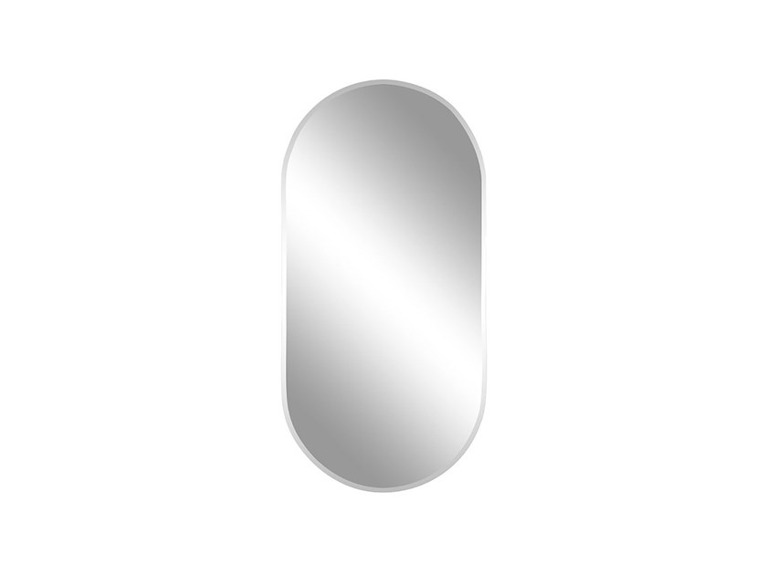 Oval wall-mounted mirror SIMPLICITY by Specktrum