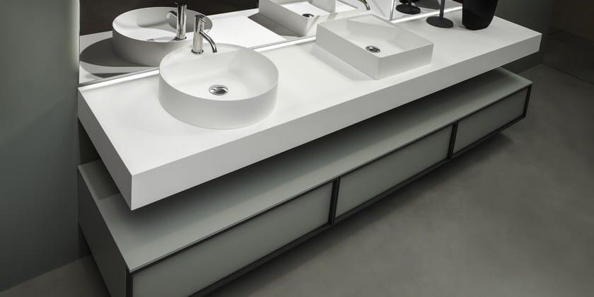 SIMPLO | Lavabo quadrato