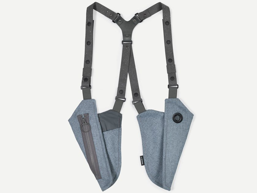 Fabric bag SIN PISTOLS JEANS by Sancal