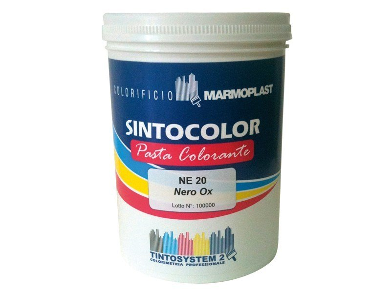 Paint additive SINTOCOLOR by Marmoplast