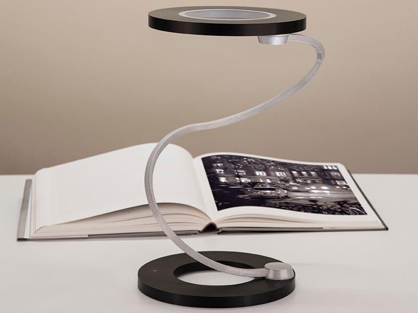 LED desk lamp SINUOSA by ENGI