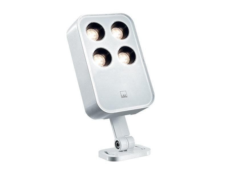 Outdoor floodlight SIRI 2.0 | Adjustable Outdoor floodlight by L&L Luce&Light