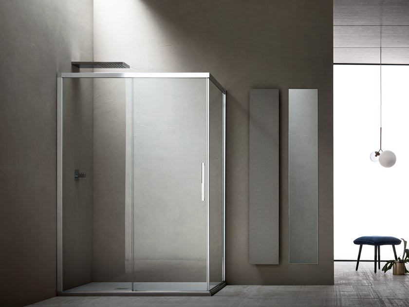 SIRIO | Box doccia rettangolare
