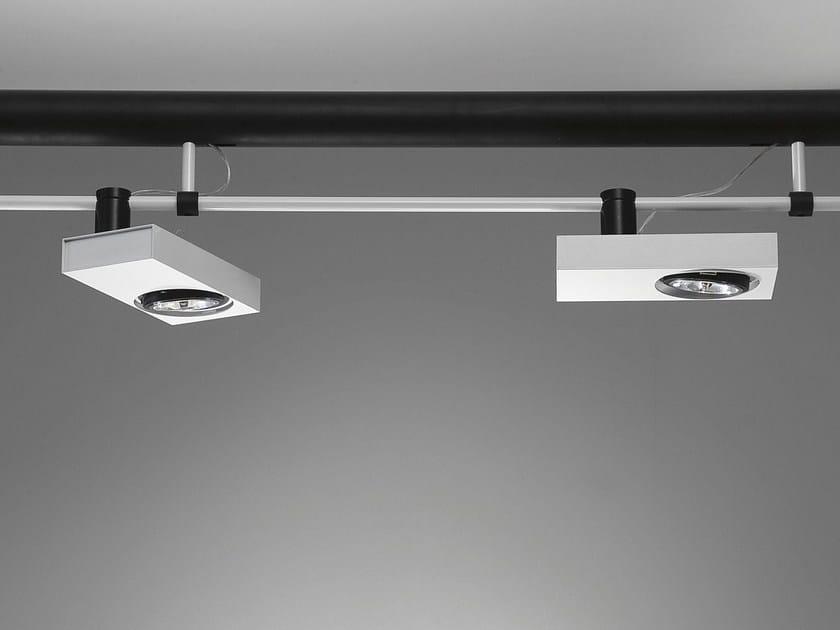 LED extruded aluminium Track-Light SISTEMA BRICK | Track-Light by Martinelli Luce