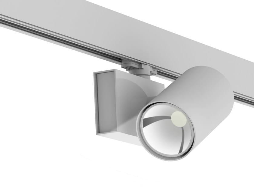 Sistema v illuminazione a binario by martinelli luce design