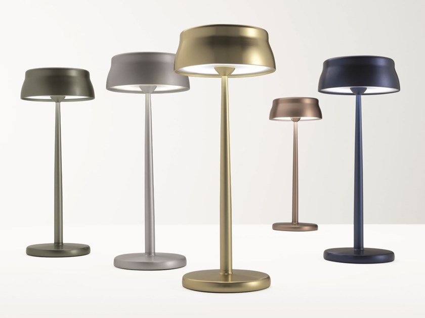 Table lamp with rechargeable battery with dimmer SISTER LIGHT | Table lamp by AiLati Lights