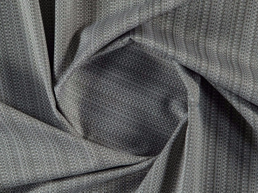 Dimming acrylic and polyester fabric for curtains MONDE by More Fabrics