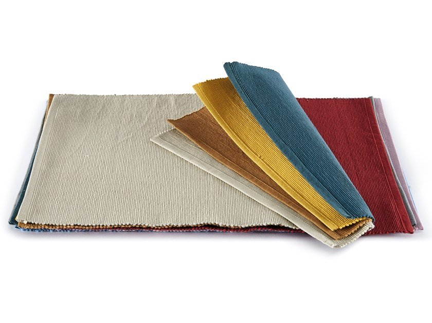 Rectangular cotton placemat SIT&EAT by Fill
