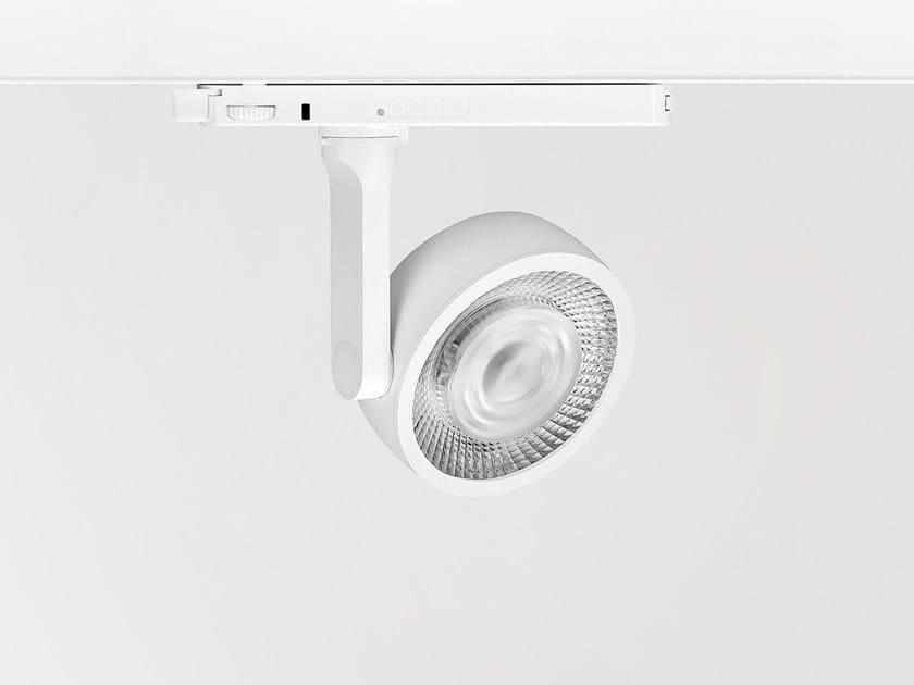 LED aluminium Track-Light SIX by Arkoslight