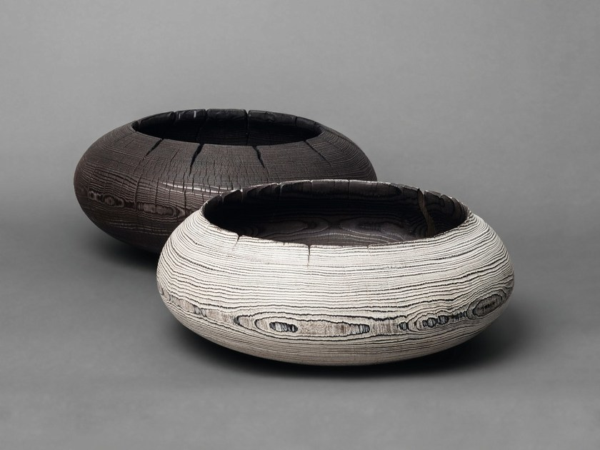 Wooden bowl SK07 by Janua