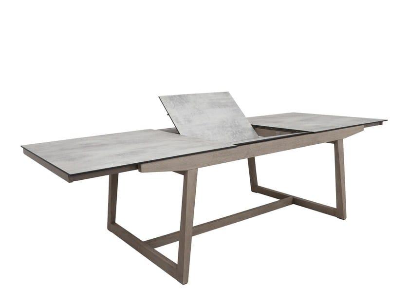 SKAAL | Extending table By Les jardins