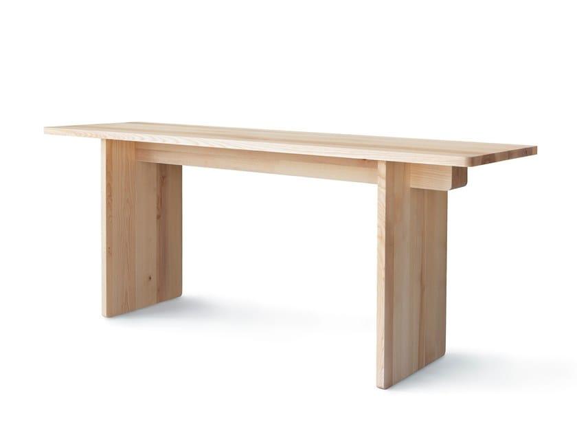 Tavoli Alti Legno : Tavoli alti in legno archiproducts