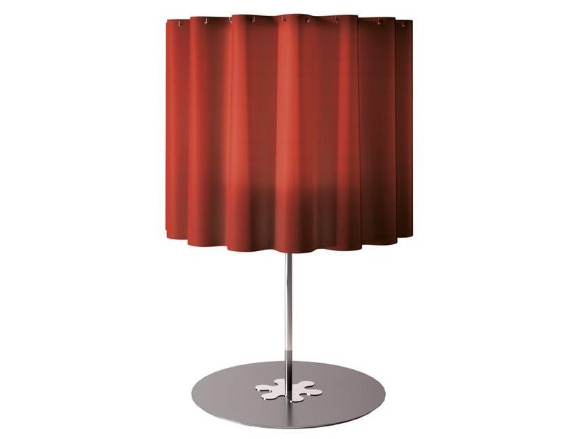 Lampada da tavolo in Trevira® CS SKIRT   Lampada da tavolo by AXOLIGHT